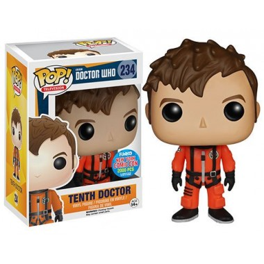 10th Doctor Spacesuit Exclusive