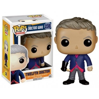 12th Doctor with Spoon Exclusive