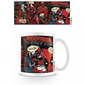 Deadpool Comic Mok
