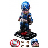 Egg Attack Captain America