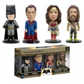 Batman vs Superman Mini Bobble Heads
