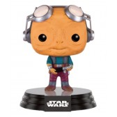 Force Awakens Maz Kanata No Glasses