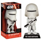 Bobble Head First Order Snowtrooper