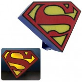 Superman Logo Lamp